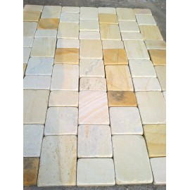 150 MSP, 10.12m2 Goose Block Paving