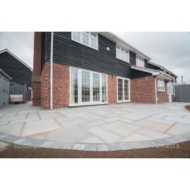 600×900, 20 m2 Silver Dune Smooth Sawn Sandstone Paving Slabs