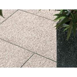 600 MSP 19.50m2 Roza Pink Flamed Granite Paving 22mm