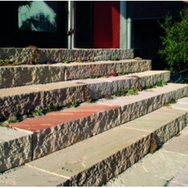 Raj Green Block Steps