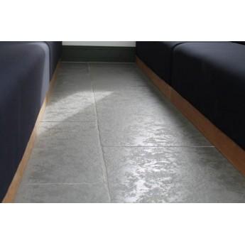 600 MSP, 19.50 m2 Ash Grey Half Honed Limestone Paving Slab